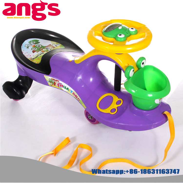 2017 hot sale promotion babies popular product baby swing car