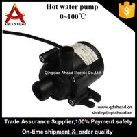 Easy Operating Hot Water Circulating Centrifugal Pump sectional
