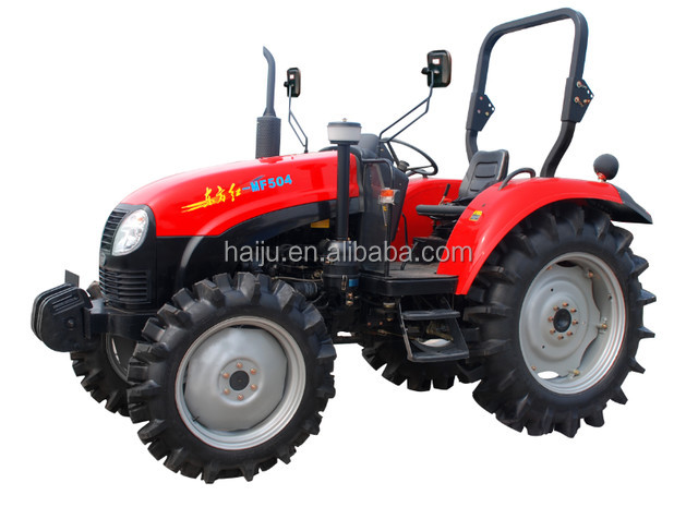 multi-prupose YTO 50HP 4WD farm ploughing tractor