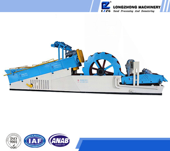 silica sand cleaning plant