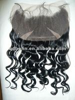 "Beautiful Curly Virgin Cambodian Human Hair 4""*12"" Cheap Lace Frontals"