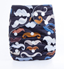 2016 New Design Printed Cartoon Character Baby Joy Diapers For Girls