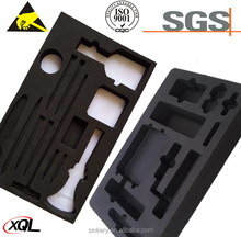 Custom design Shockproof black eva foam case for tool