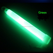 decorative biodegradable 6 inch glow stick imprint logo glow stick