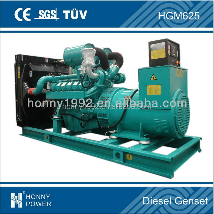 450KW 50Hz AC Three Phase Disel Power Generation