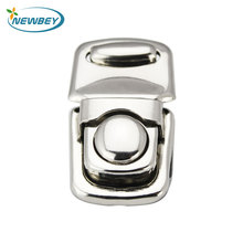 Customized Fashion Metal Accessories Briefcase Locks And Clasps