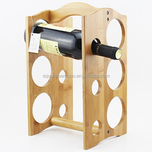 Bamboo wood Wine holder,wine cork holder,bamboo wine bottle holder