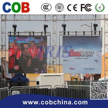 In stock New product P8 See larger image die casting aluminum rental led display