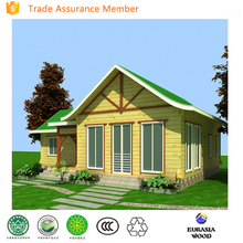 High quality Wooden Model Kit Story House simple wooden house ready made house for sale