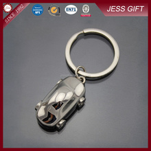 New Cute Creative Gift Mini Chain Classic Metal 3D Solid Keychain Truck Car Key Ring for Sale