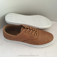 injection canvas shoes