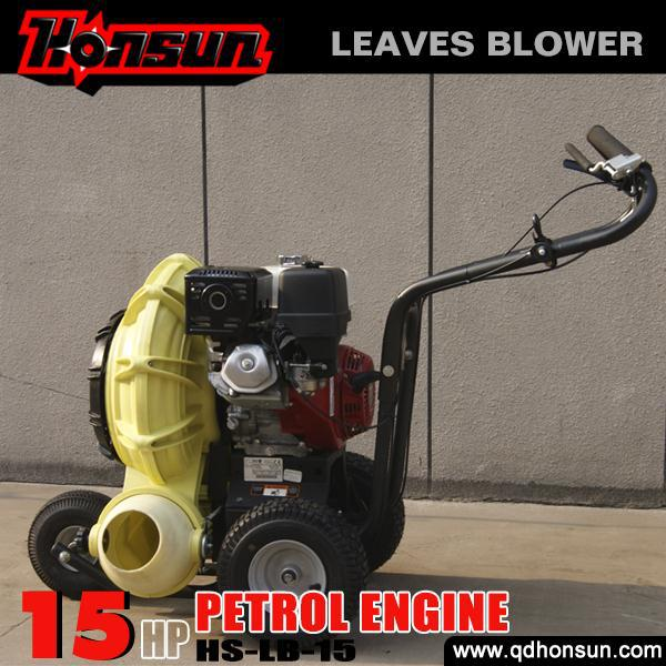 Sample acceptable high efficiency and low fuel consumption euro ii and epa emissio leaf blower