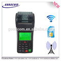 Handheld GPRS WIFI Printer for selling Lottery/Tickets/Loyalty card payment