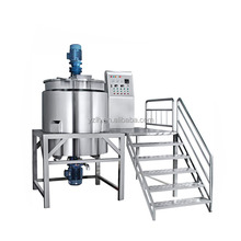 Stainless Steel Tank Agitator Mixer for Chemical Food Cosmetics
