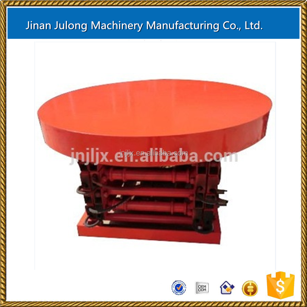 Hydraulic motorcycle lift table factory direct supply
