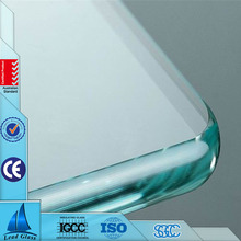 clear tablet tempered glass with AS/NZS2208 certificate