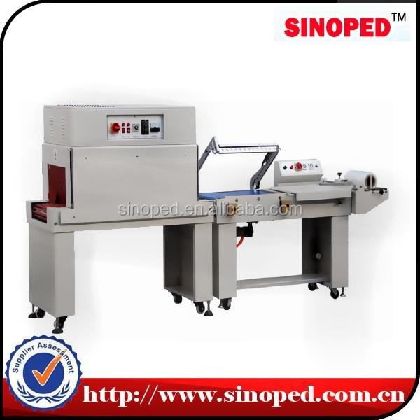 Semi auto L type Shrink Packaging Machine Shrink Packing Machine Warpping Machine
