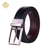 Custom Logo Metal Belt Fashion Leather