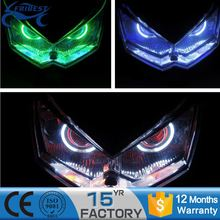 led mh4 motorcycle headlight cafe racer headlight for suzuki swift headlight