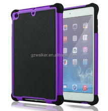 Factory Prices High Quality Fashionable Design Rugged Case with Football Lines for apple ipad mini 3