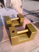 20kg M1 cast iron test weight, peso de calibracion, mass comparator