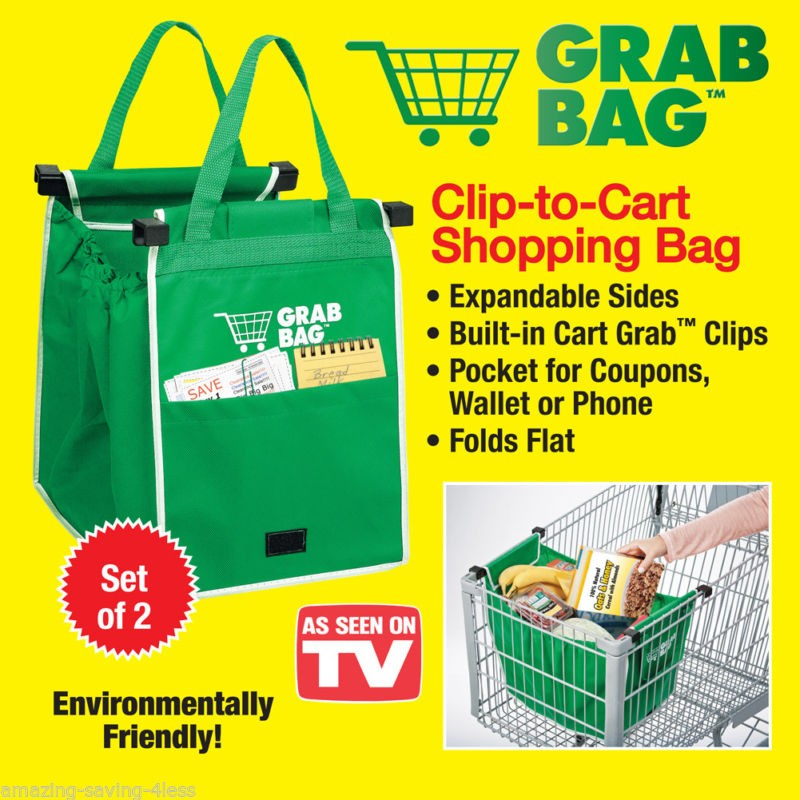 Reusable Market Shopping Picnic Grab bag