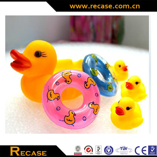 Custom Promotional Rubber Bath Duck Toys Vinyle Toys duck Soft Toy