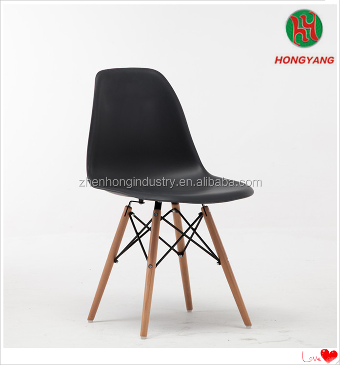 New design plastic backrest high chair leisure chair bar chair