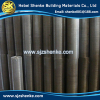 galvanized or PVC coated galvanized wire mesh rolls