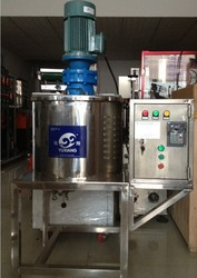 liquid detergent liquid soap /liquid washing mixing machine