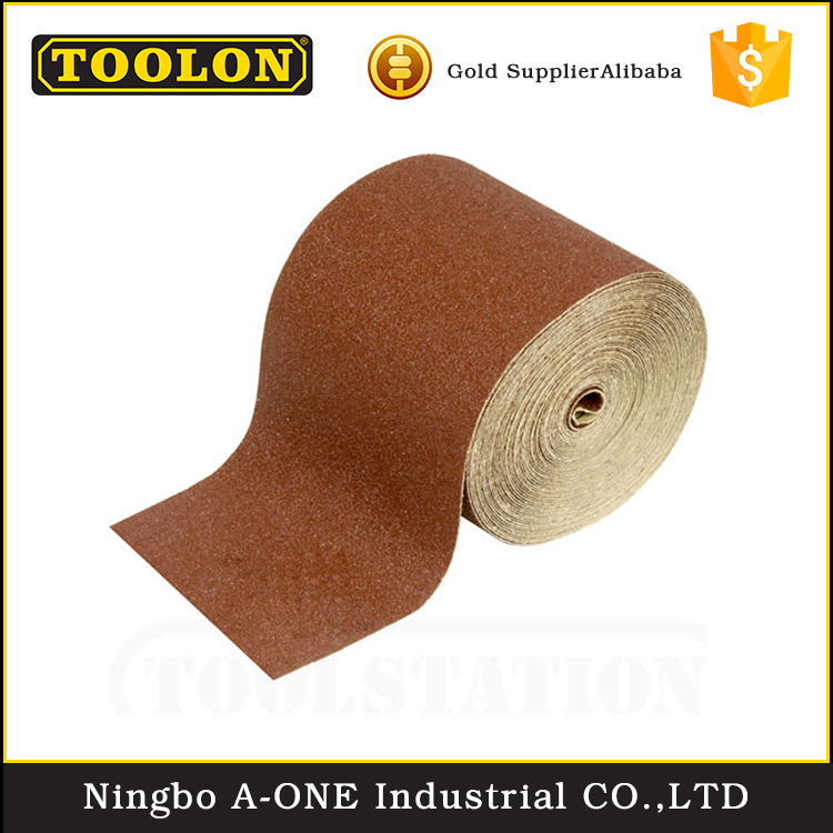 In-Stock Items Top Quality Sand Paper Grinding Wheel