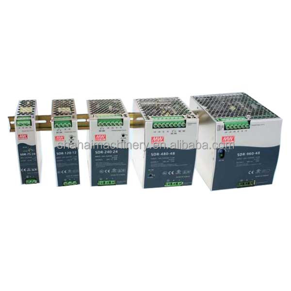 SDR-120 Series Slim and High Efficiency Meanwell power supply SDR-120-12 SDR-120-24