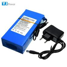 High Capacity 12V 15Ah Polymer lithium ion Battery pack for Fish Finder