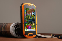 IP68 4.3 inches touch screen manufacturer NFC S09 waterproof rugged phone