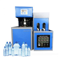 Factory Price Guangdong High Quality Semi Automatic Small Mineral Water Plastic Pet Bottle Blowing Machine Price