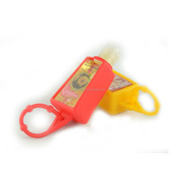 samples free high quality cheap hand sanitizer holders /bbw pocketbac cover /antibacterial hand gel holder