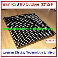 led scrolling message display board led video 768 x 768 digital message badge