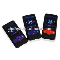 "1.8""TFT Screen Mp3 Mp4 Digital Player 2GB Manual With Speaker"