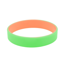 Wholesale Custom Rubber Silicone Slim Id Kids Bracelet With Qr Code