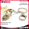 New fashion metal cheap dance shoe keychain
