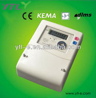 Three phase 4 tariff RS485 smart meter