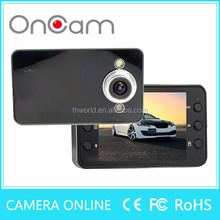 Cheap wholesale Dash Cam car dvr 2pcs IR light support night vision K6000 VGA original 720P camera car dvr