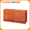 Ethiopian Furniture Shallow Mini Wood Chest of Drawers for Babies