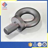 Large Heavy Duty DIN580 DIN580 Eye Bolt m3