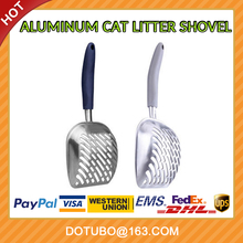 New Summer Aluminum Cat Litter Shovel/Pet Grooming Tool