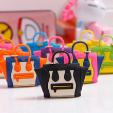 2017Best Selling Lovely Handbag Dustproof Satchel Shoulder Bag Purse Dust Plug Headphone Jack Plug Cell Phone Accessories
