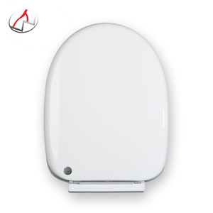 plastic lid sanitary ware bathroom soft close toilet seat cover 8002