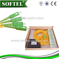 High quality 1310/1550 Optical Splitter,Plc Splitter,1x8 Plc Splitter