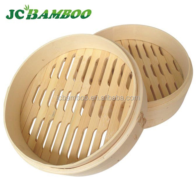 Commercial dumpling steamer set