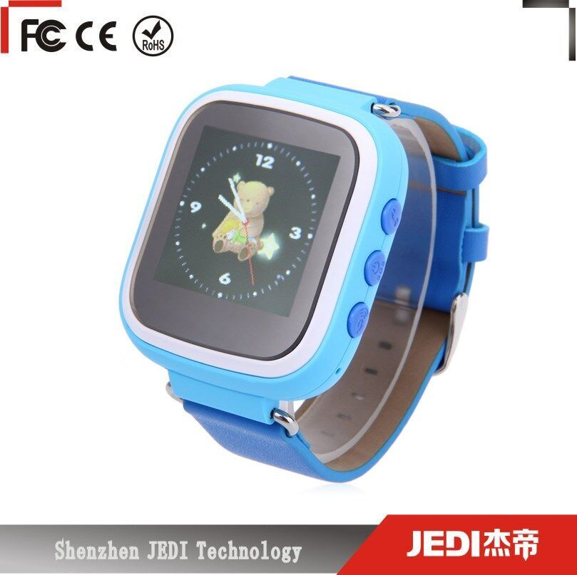2017 gps kids smart watch q80 child talking watch phone_HL1833